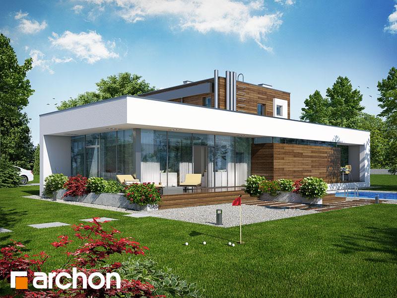 Projekt Domu Dom W Borrago G 1551 Projekty Domow
